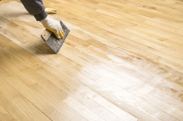 Rénovation de parquet à Lutry