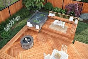 Terrasse en bois, durabilité optimale