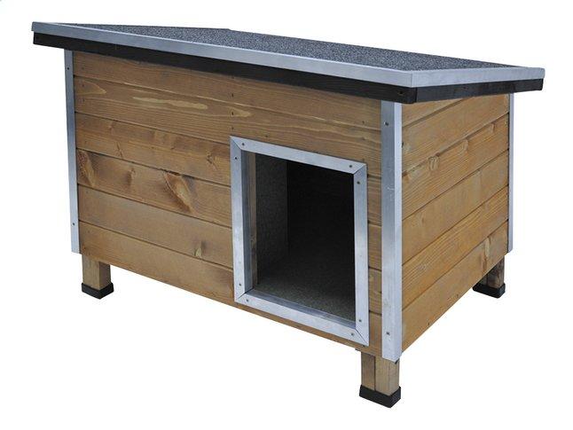 Niche de jardin pour chien à Vevey