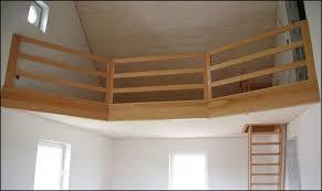 Construction d'une mezzanine en bois à Vevey